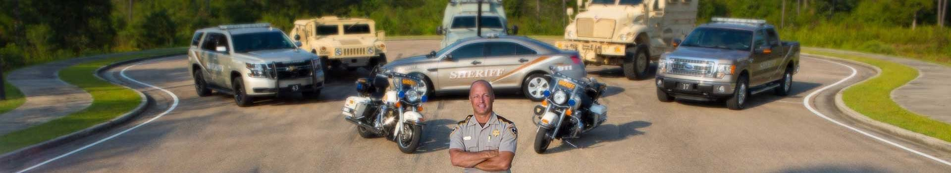 Jones County Sheriff MS