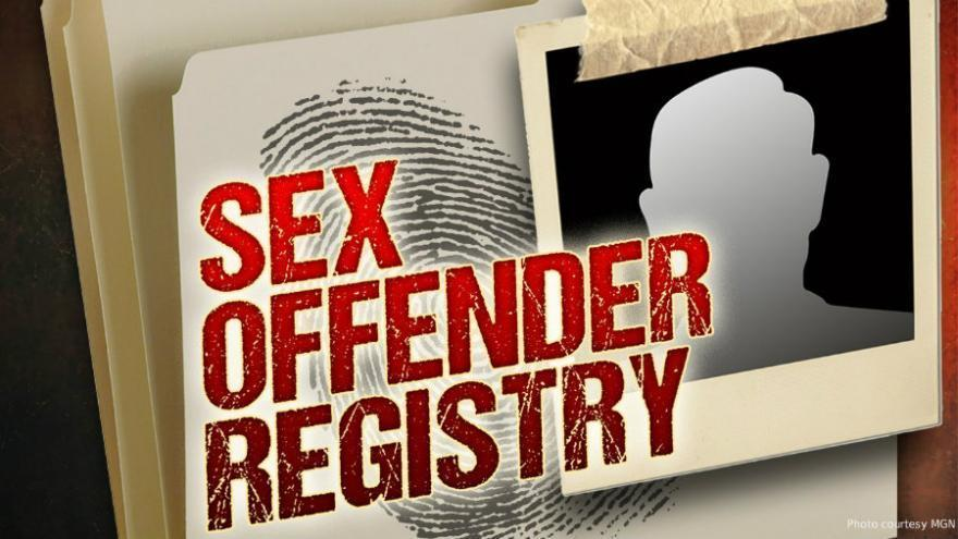 Sex Offender Registry logo