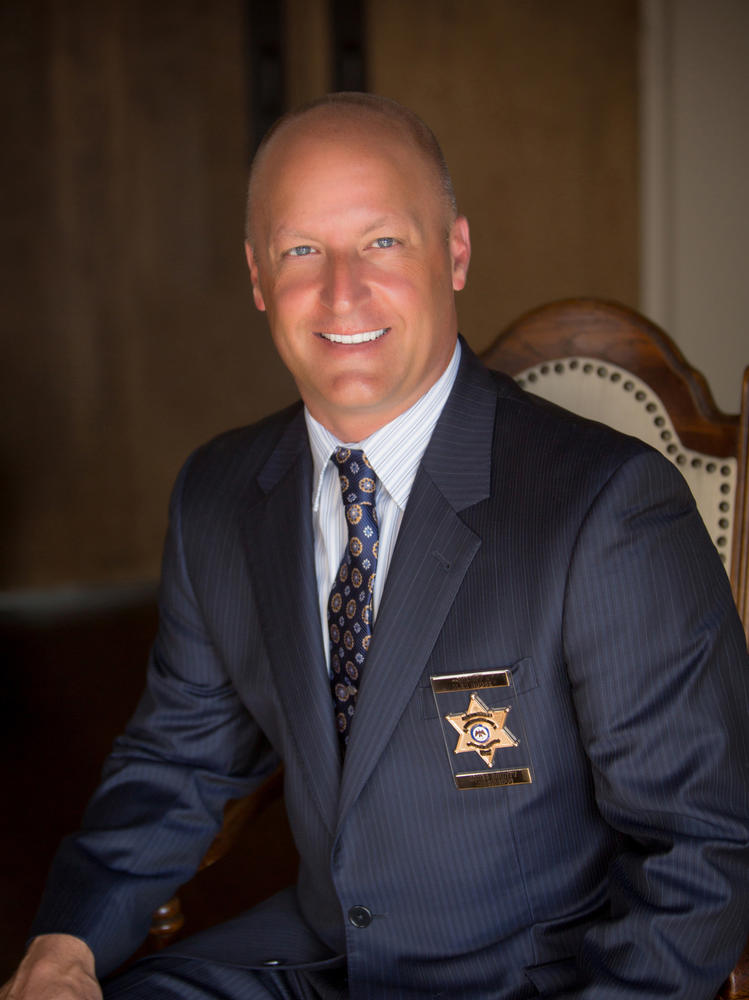 Photo of Sheriff Alex  Hodge