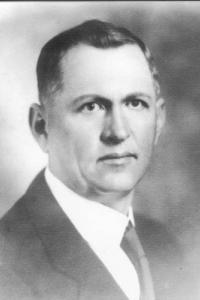 Photo of Sheriff M.H.  Freeman
