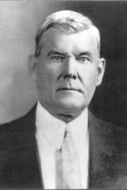 Photo of Sheriff W. E.  Welch
