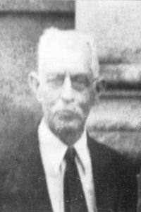 Photo of Sheriff Amos  Jordan