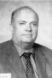 Photo of Sheriff Fred  Walters