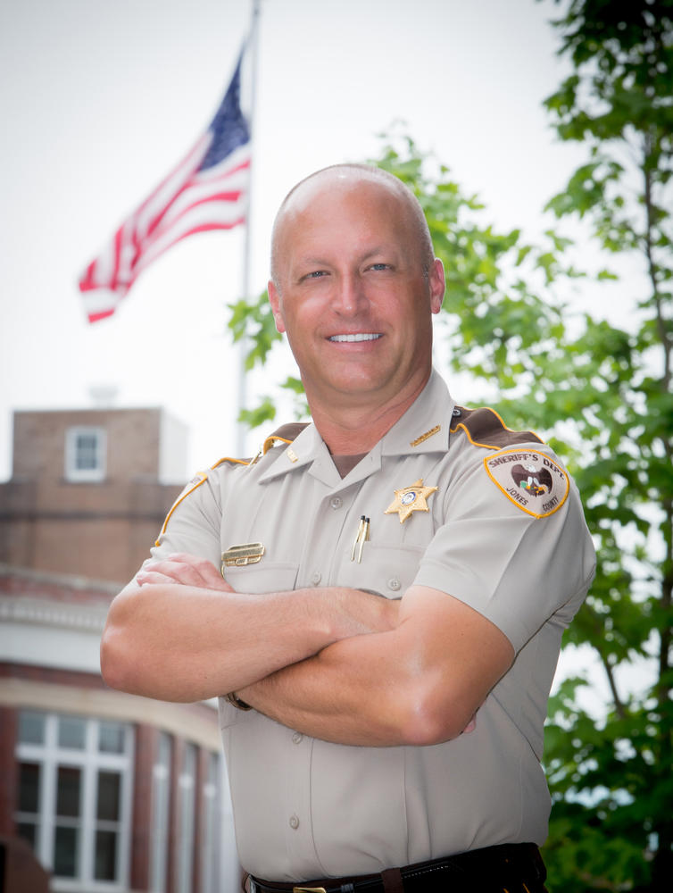 Sheriff Alex Hodge